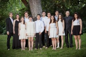 Elenco y equipo artístico Despertar de Primavera