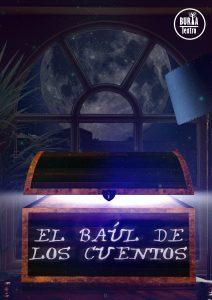 Cartel El Baúl de los Cuentos